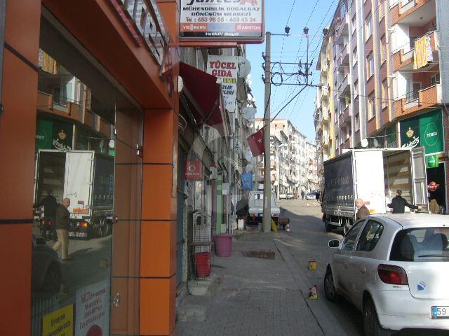 Çorlu Atatürk Bulvarýna Yakýn Dükkan PORTFÖY NO:1608
