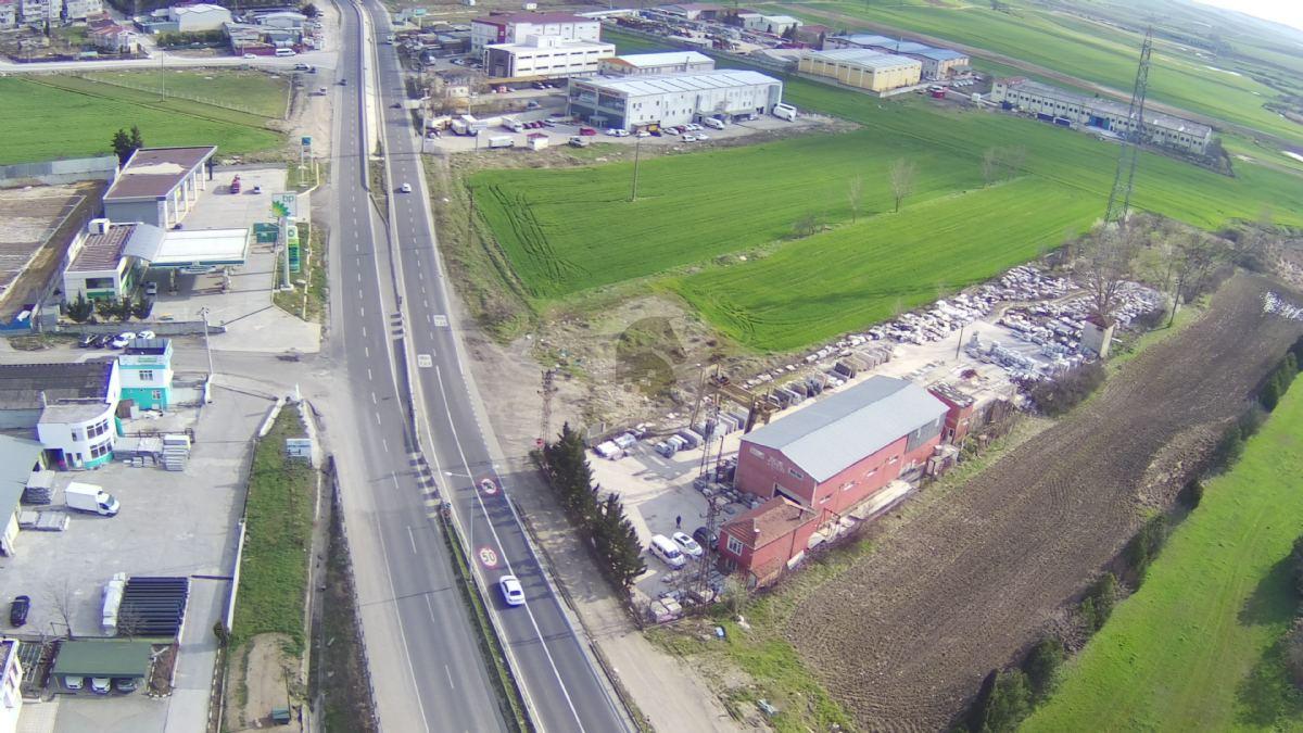 Çorlu E-5 Üzerinde Fabrika Portföy No:22