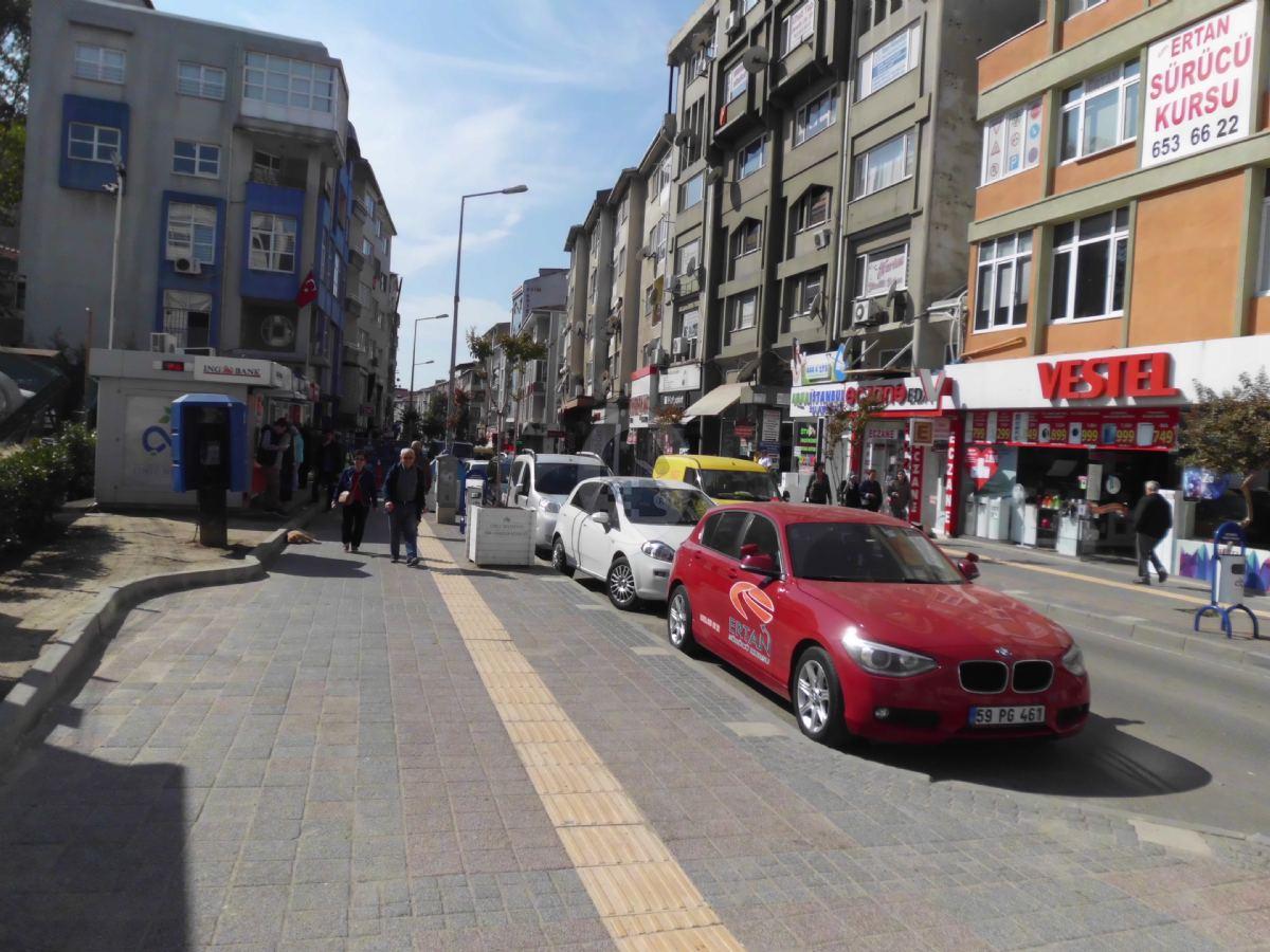 Çorlu Cadde Üzerinde Yatýrýmlýk Dükkan Portföy No:9537